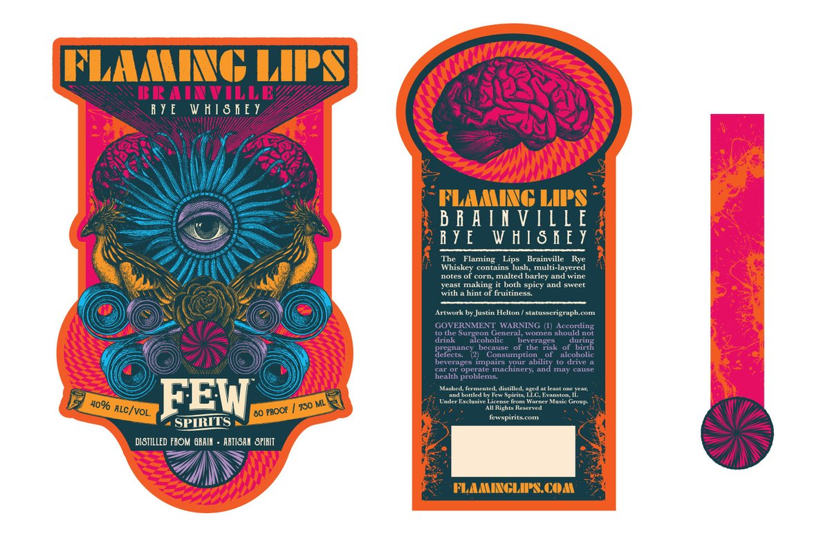 Whiskey from The Flaming Lips