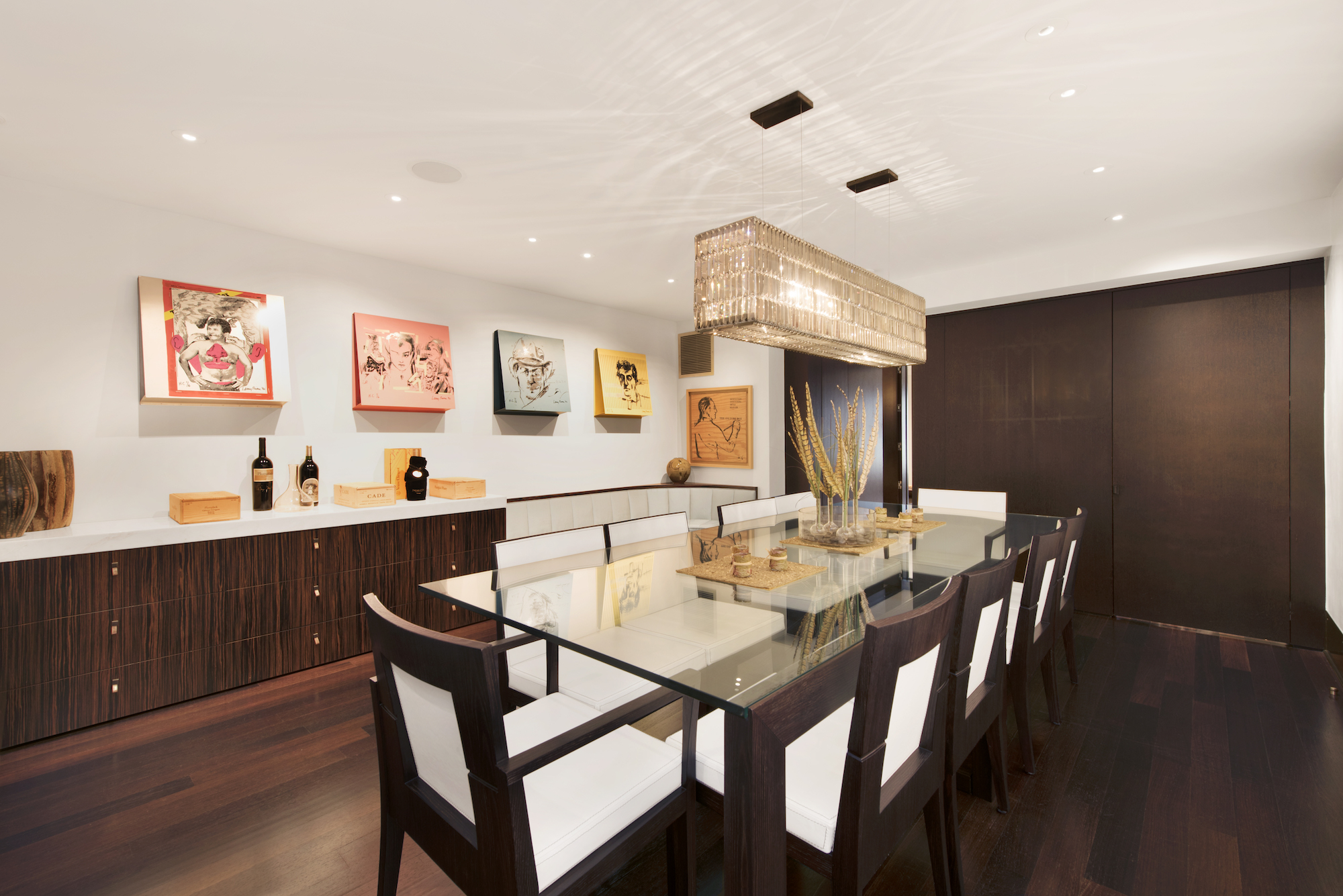 1145 Park Avenue by LJG - Dining Area