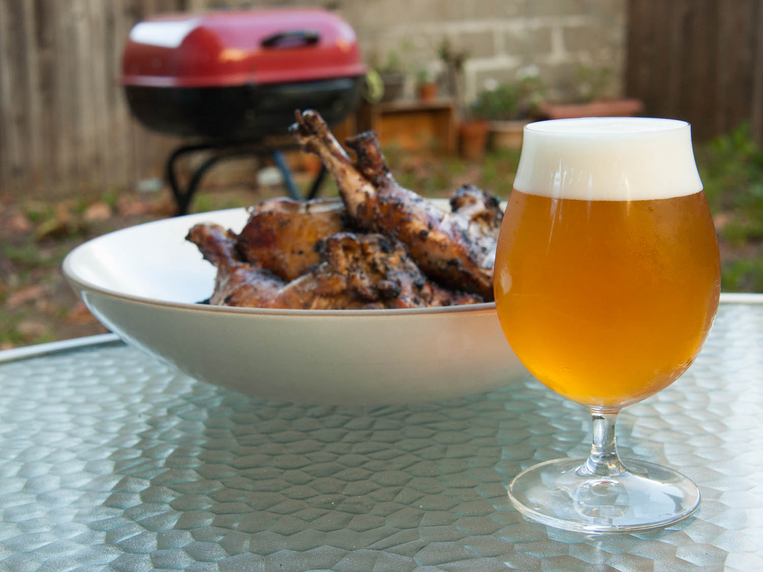 Best Food and Beer Pairings For Summer