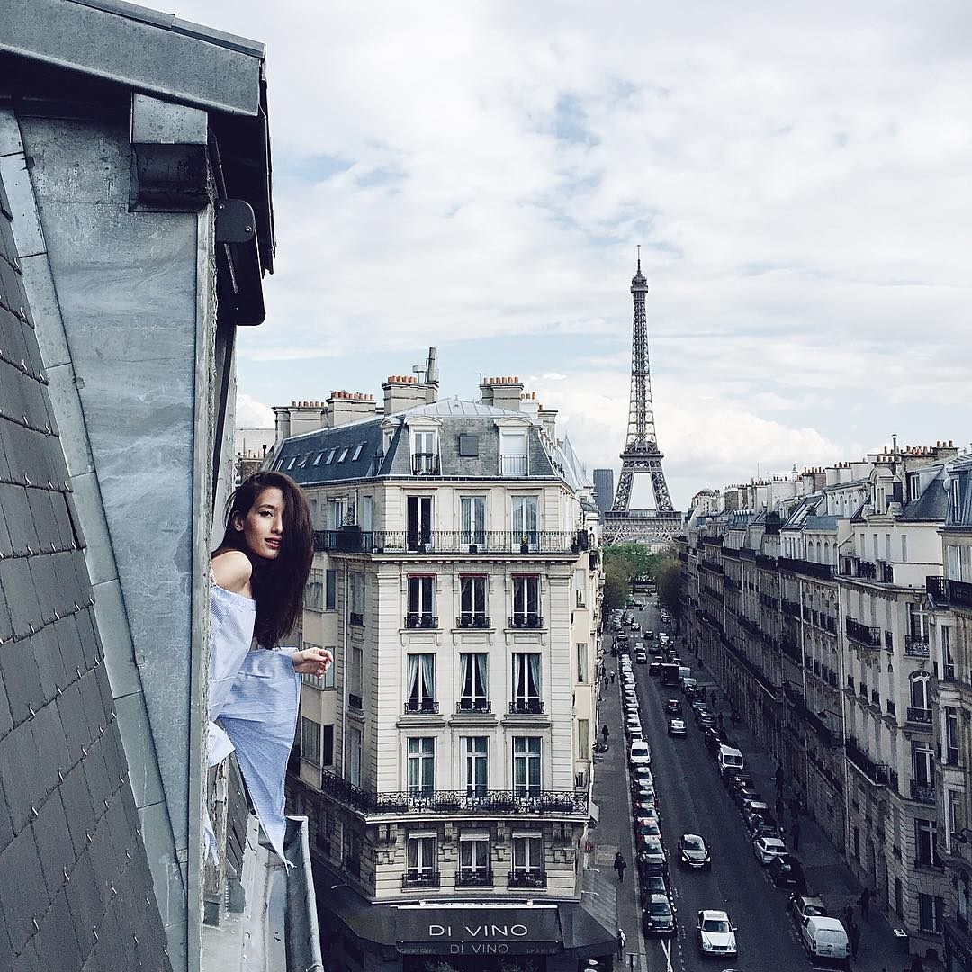 Book A Room On Instagram With These Two Paris Hotels