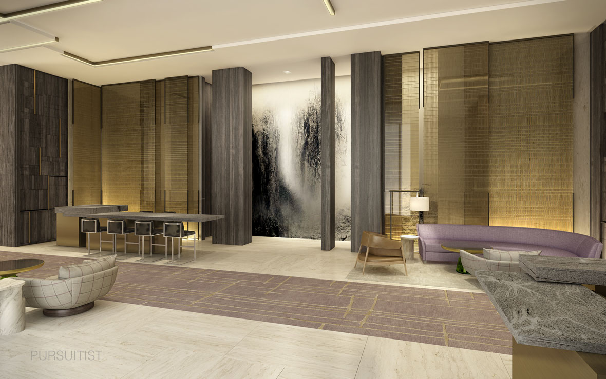 Four Seasons New York DowntownLobby 2