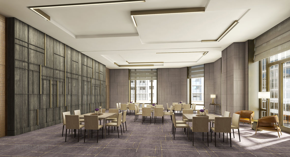 Four Seasons New York DowntownMeeting Room