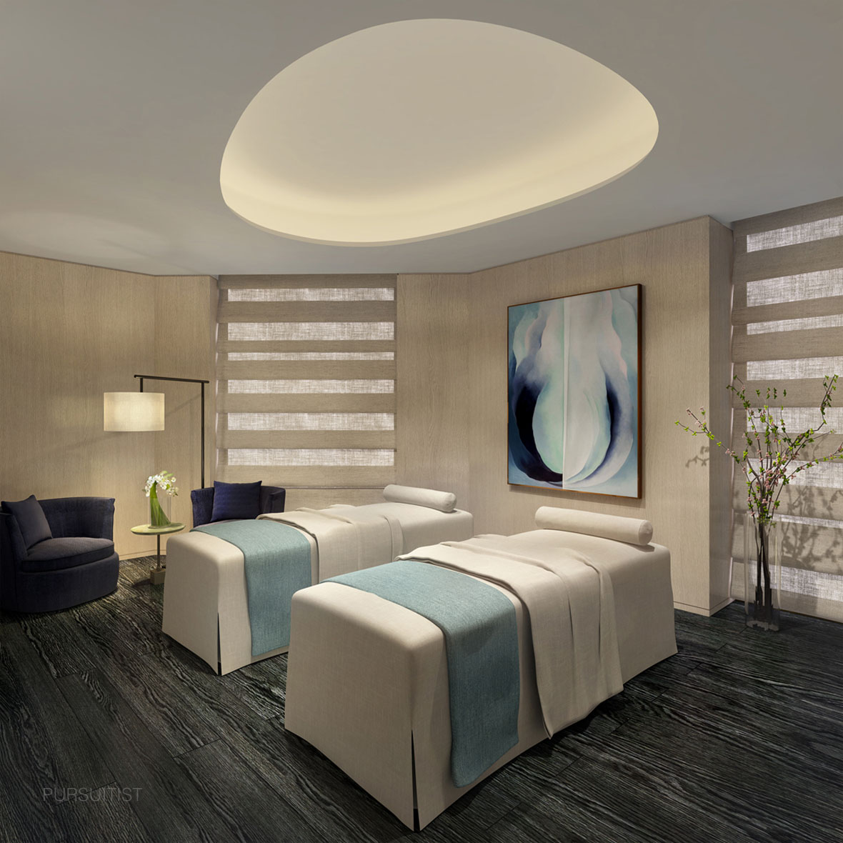 Four Seasons New York DowntownTreatment Room
