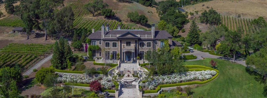 Mercedes Benz Sarasota >> Morgan Hill Estate And Winery Listed For Sale - Pursuitist