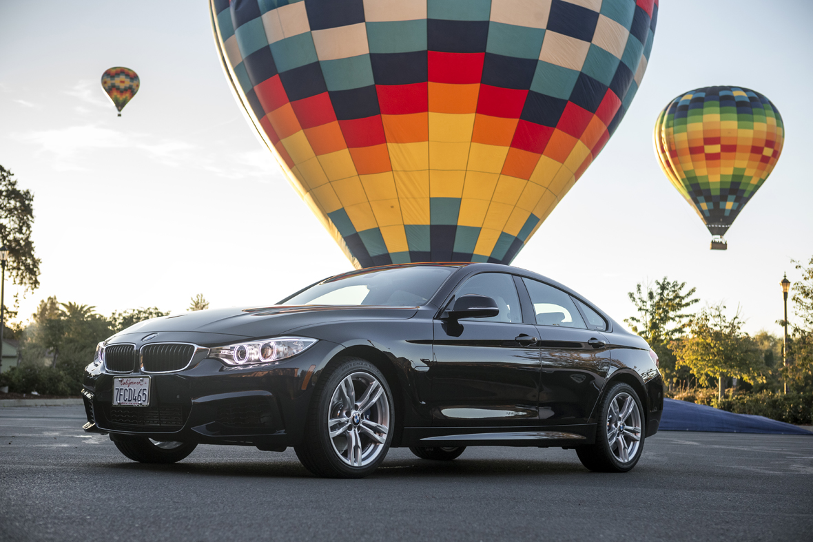 Pursuit Of BMW: A Weekend In Napa With The BMW 4 Series Gran Coupé - Pursuitist