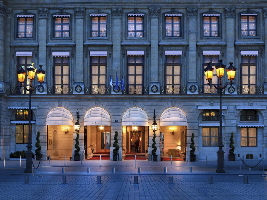 Chanel Is Putting On The Ritz