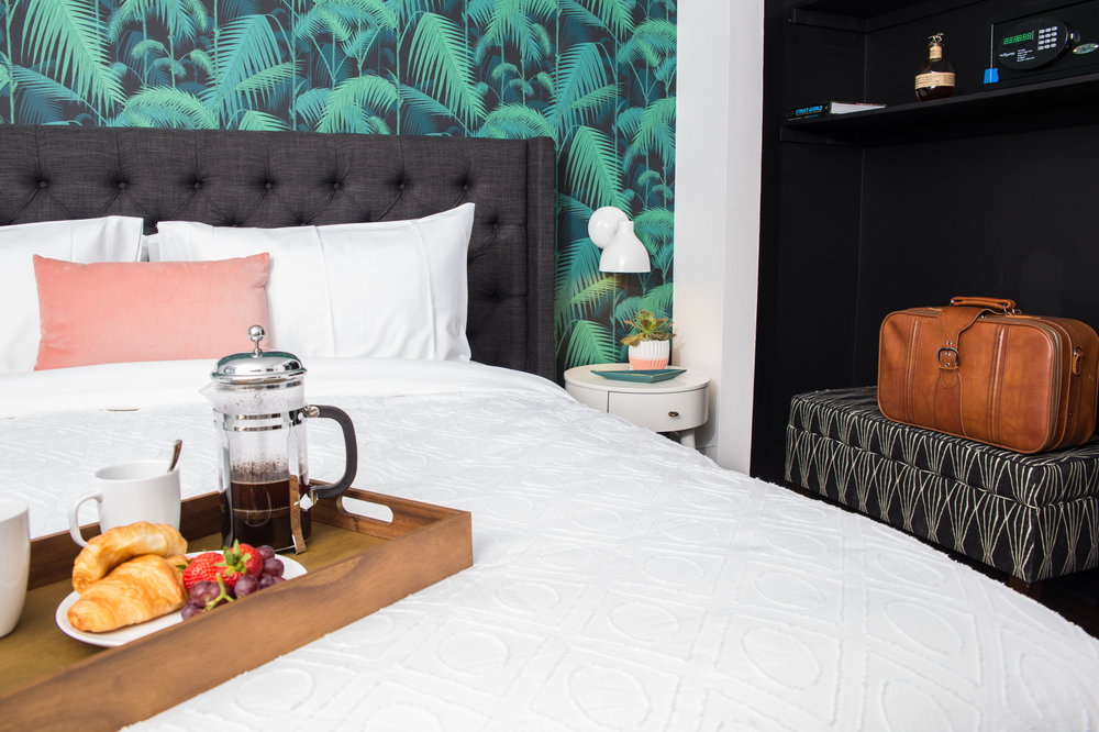 This Quirky New Nashville Hotel Is Perfect For Your Next Girlfriend Getaway