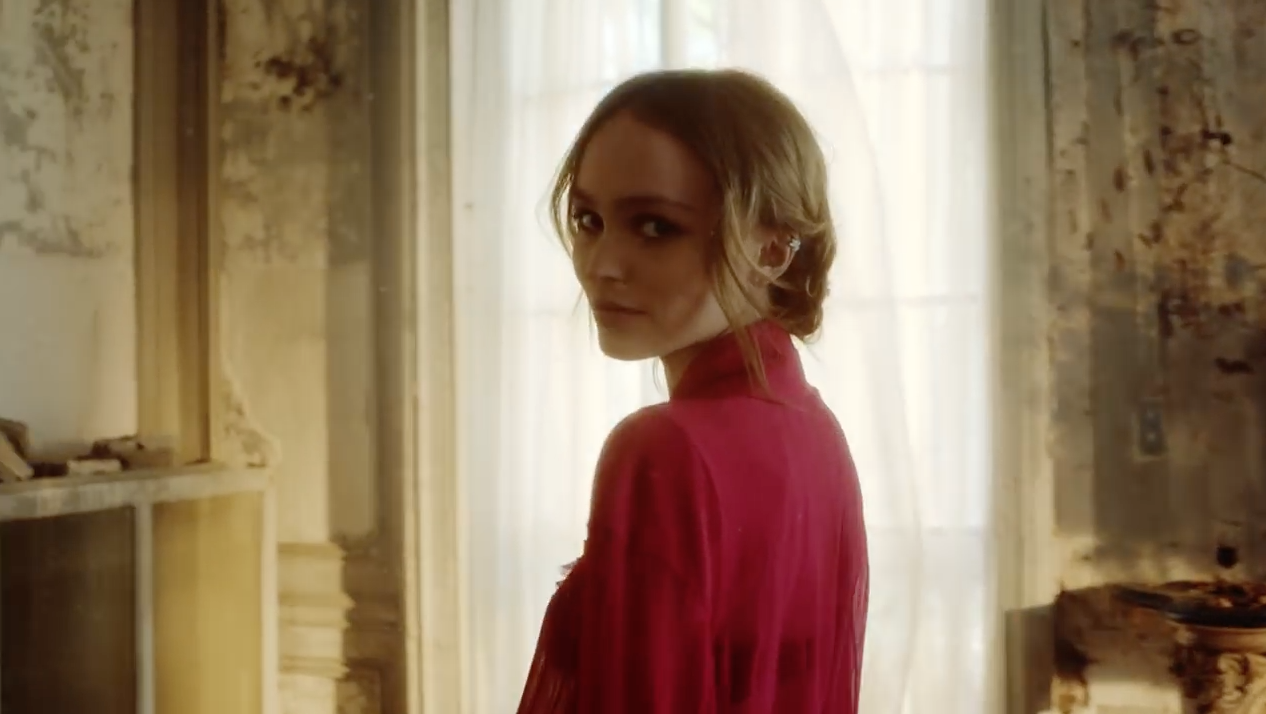 Mercedes St Louis >> Lily-Rose Depp For Chanel N°5 L'Eau - Pursuitist