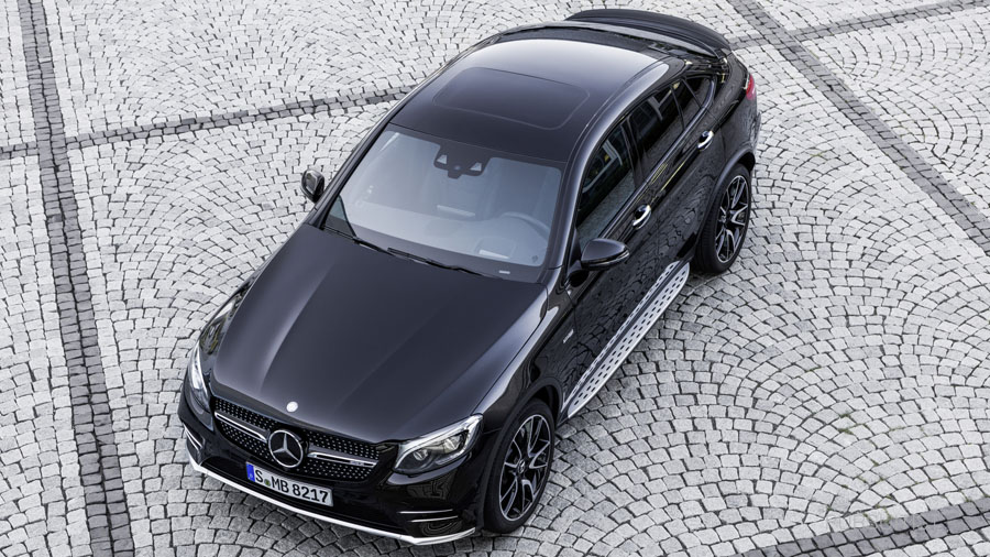 Mercedes-AMG GLC 43 Coupe3
