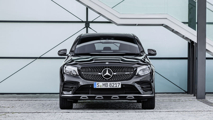 Mercedes-AMG GLC 43 Coupe4