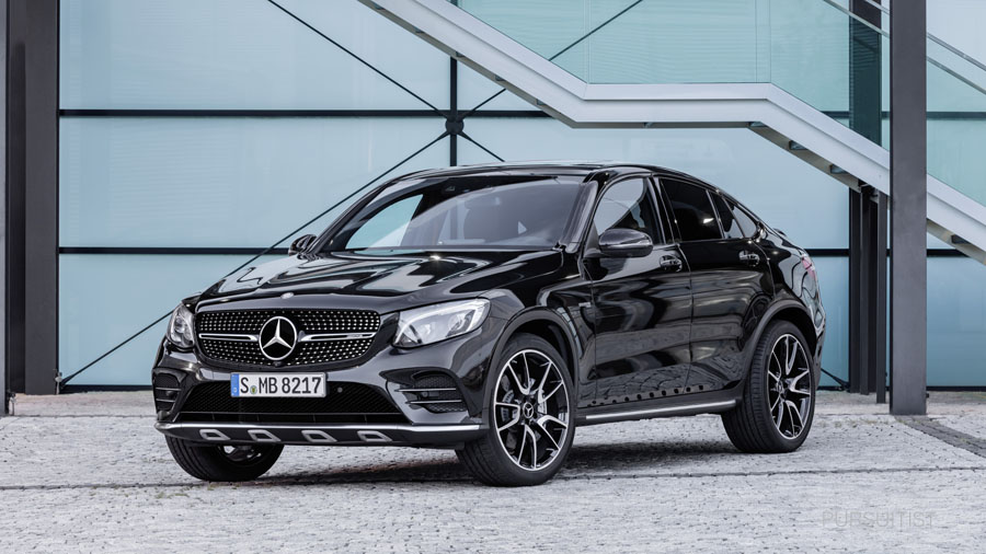 Mercedes-AMG GLC 43 Coupe5