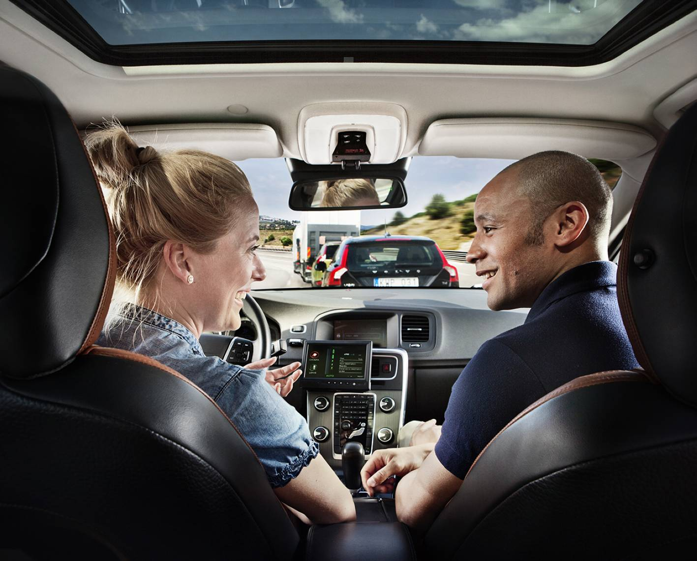 Volvo's Autonomous Drive Me Project Launches in Sweden