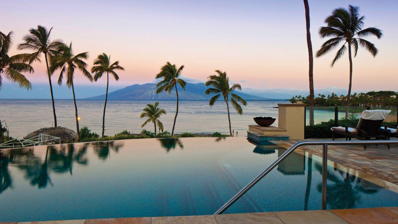 "A Luxe ""Taste of Island Life"" at Four Seasons Maui"
