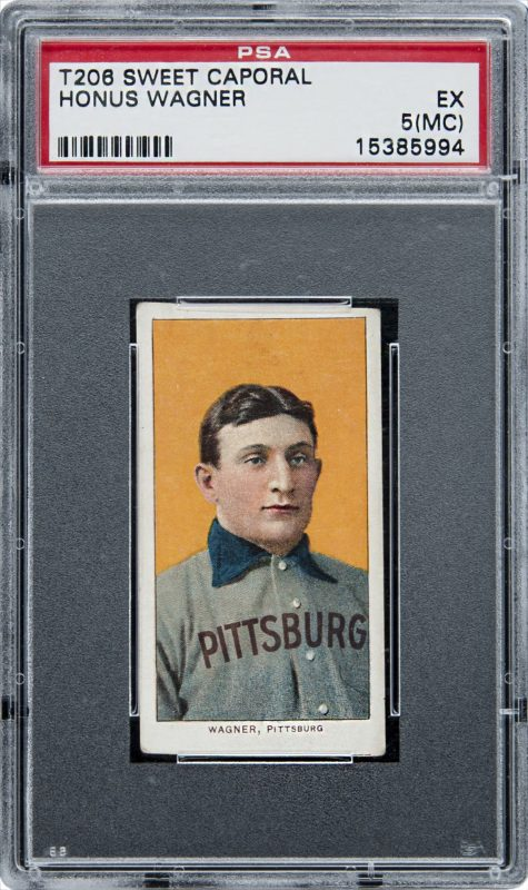 The Worlds First 3 Million Baseball Card Pursuitist