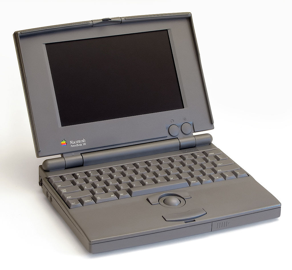 Apple PowerBook At 25