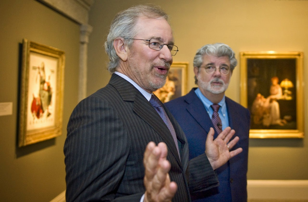 George Lucas Donates $1.5M To The Norman Rockwell Museum