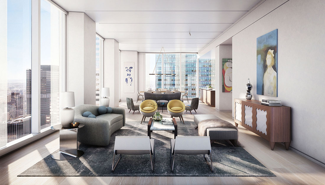 George and Amal Clooney's New York Apartment4