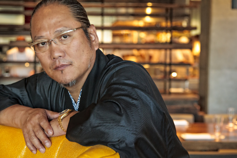Pursuitist Q&A: Iron Chef Masaharu Morimoto On His New Las Vegas Restaurant