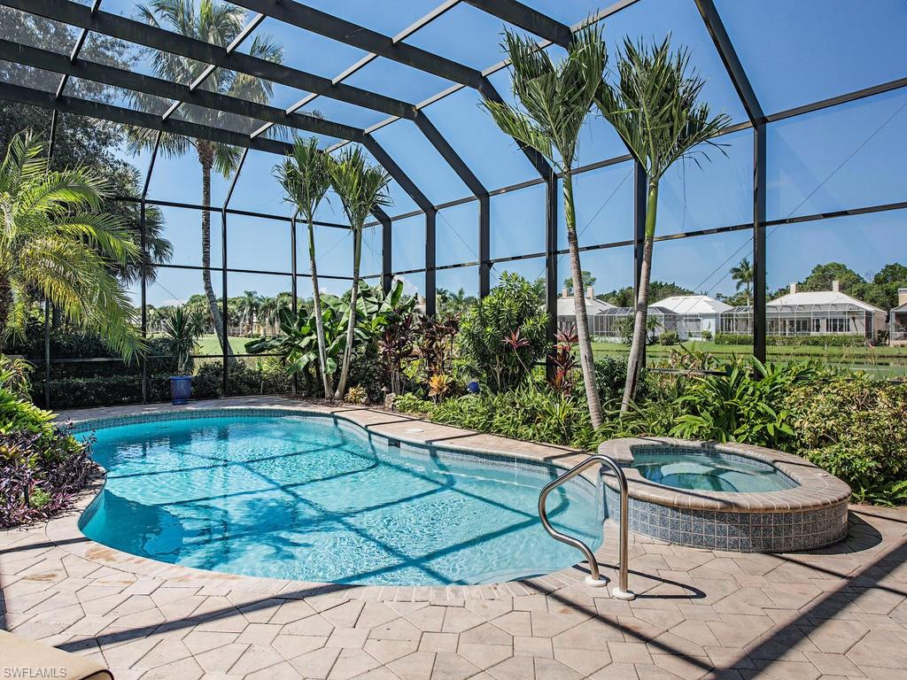 Outdoor Living Year Round In Naples, Florida