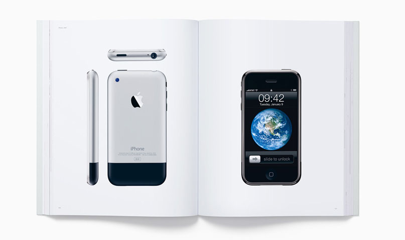 Apple Unveils Coffee Table Book - Designed by Apple in California