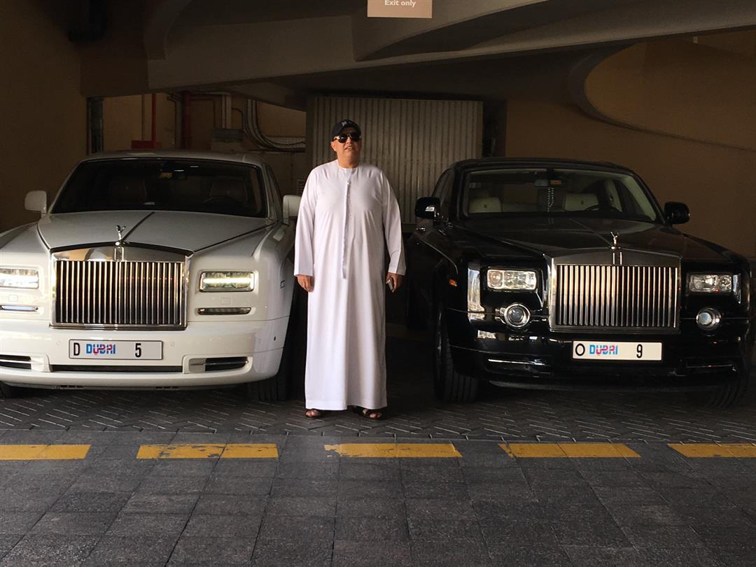 Dubai Man Spends $9 Million For A License Plate