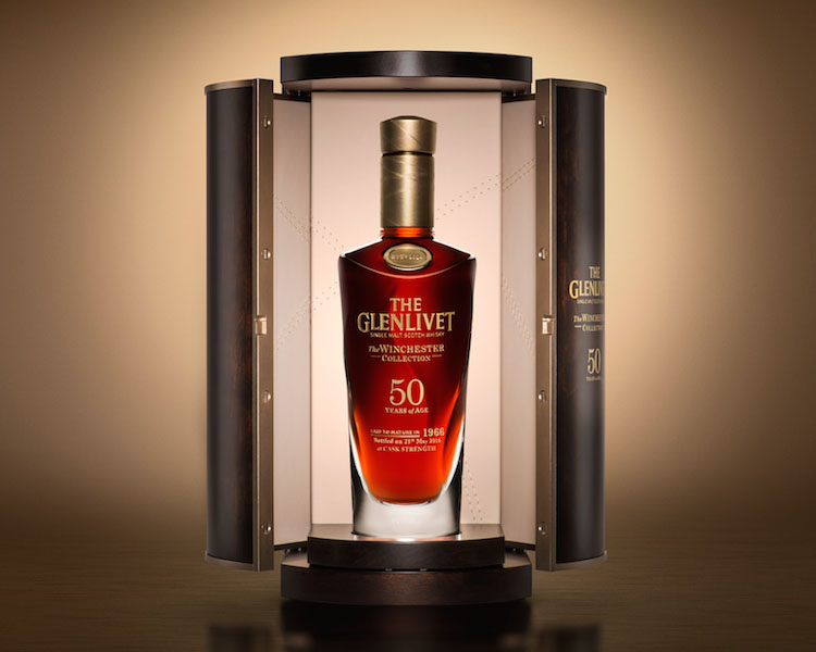 The Glenlivet Winchester Collection Vintage 1966 Makes An Exquisite Gift