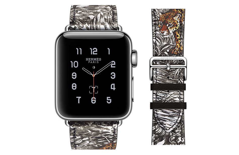 Hermès Launches Équateur Tatouage Apple Watch Strap For The Holidays