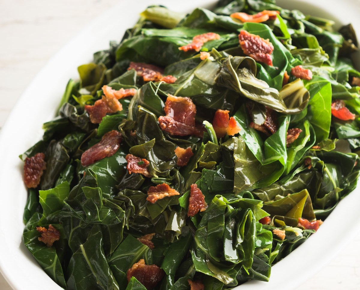 Neiman Marcus Gives An Expensive Makeover To The Humble Collard Greens