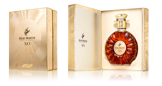 Rémy Martin XO Holiday Gift Box Designed By Vincent Leroy