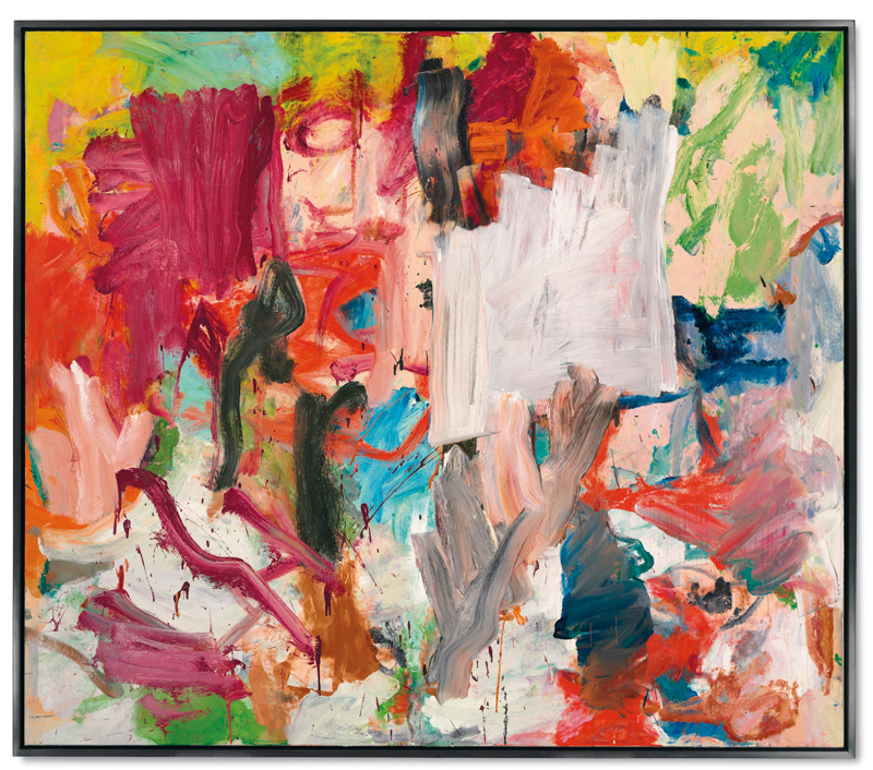 "Willem de Kooning's ""Untitled XXV"" Sells For $66.3M At Auction"