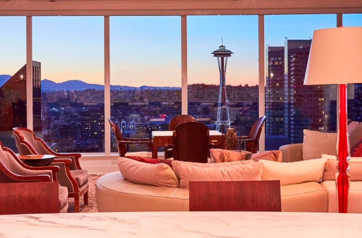 Inside The $8 Million Fifty Shades of Grey Penthouse