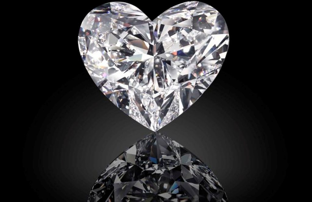 Graff Unveils World's Largest Heart-Shaped Diamond