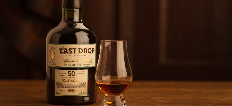 The Last Drop's Most Exclusive Spirits Release Yet
