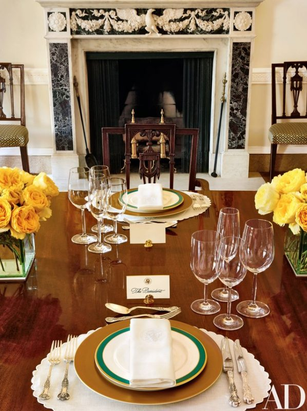 obama-white-house-Family_Dining_Room_1