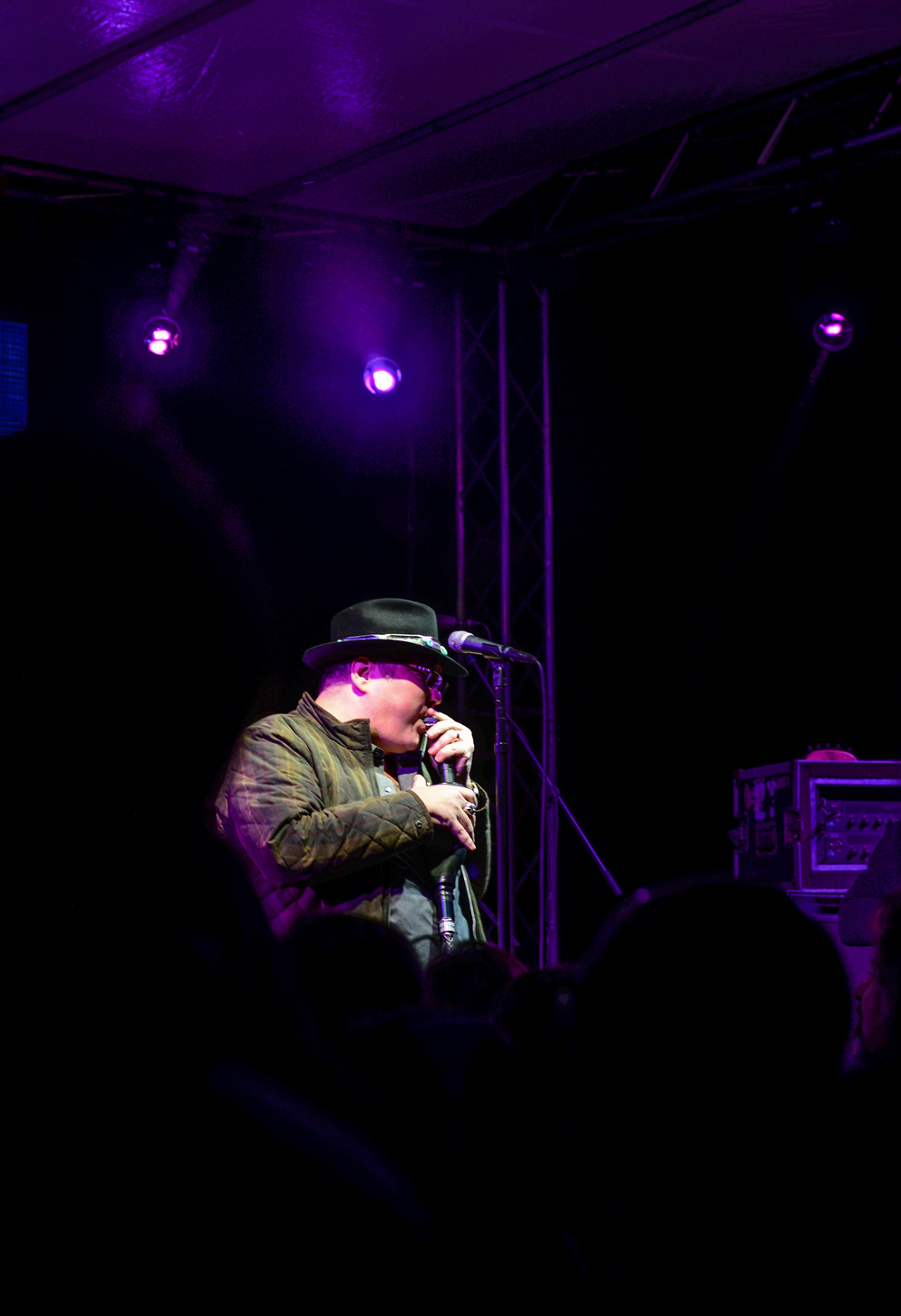 John Popper of Blues Traveler Kiss the Pig Oyster Roast Music To Your Mouth Moreland Landing Palmetto Bluff, South Carolina (November 19, 2016) the ulterior epicure | Twitter | Instagram | Facebook | Bonjwing Photography