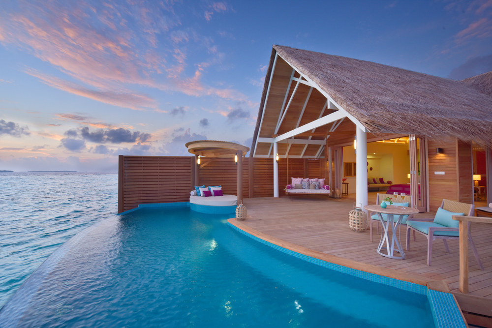 Milaidhoo Maldives Water Pool Villa 9