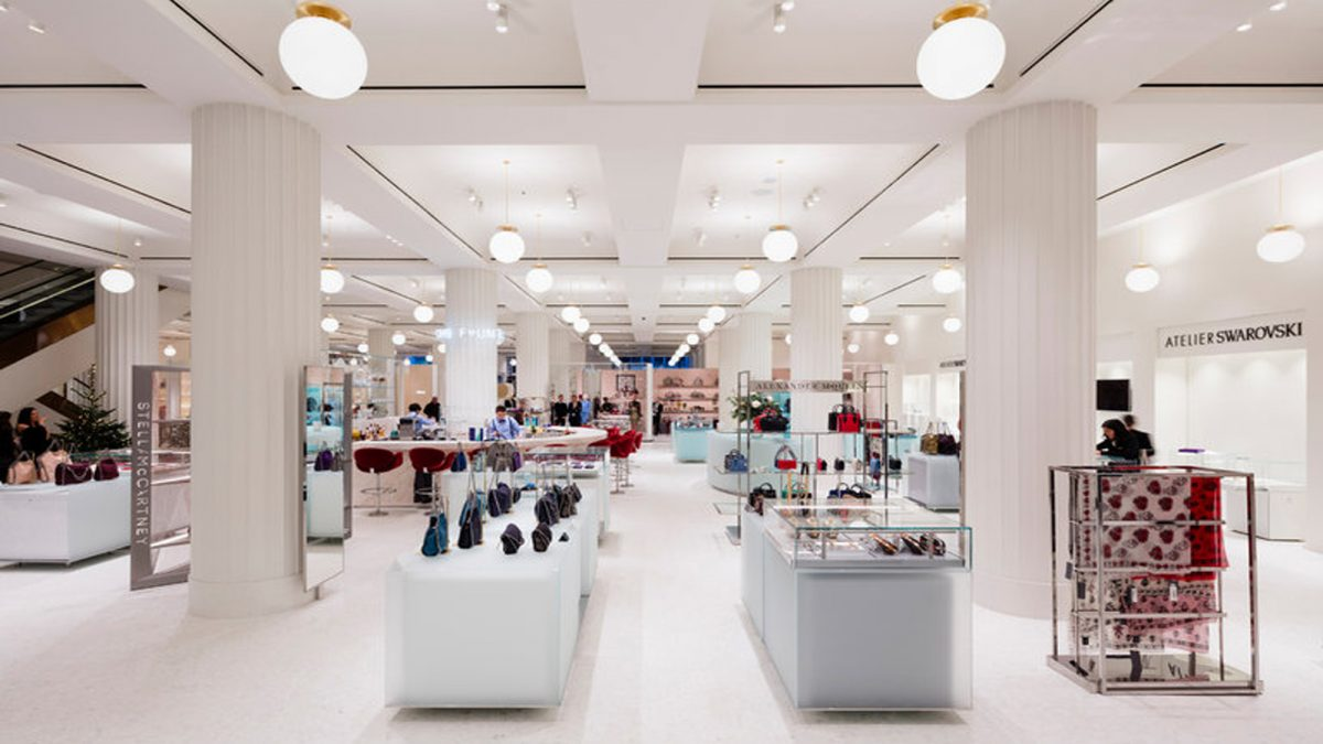 The World's Biggest Handbag Hall Comes To Selfridges
