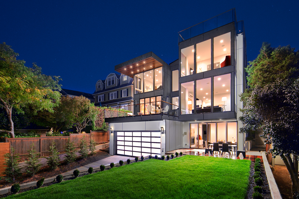 Modern Living In Seattle