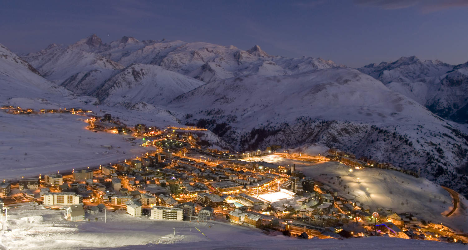 Alpe D Huez Voted Europe S Best Ski Resort Pursuitist