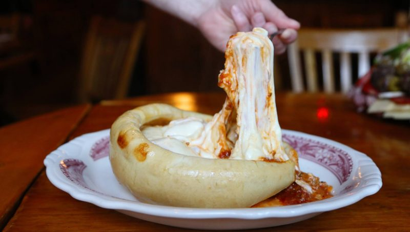 Curious Traveler On Chicago's Pizza Pot Pie