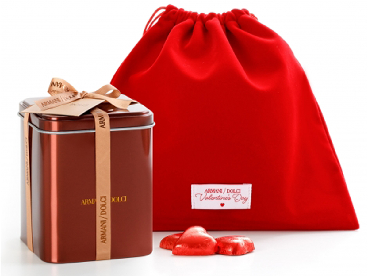 Celebrate Love With Armani Dolci's Valentine's Day Chocolates