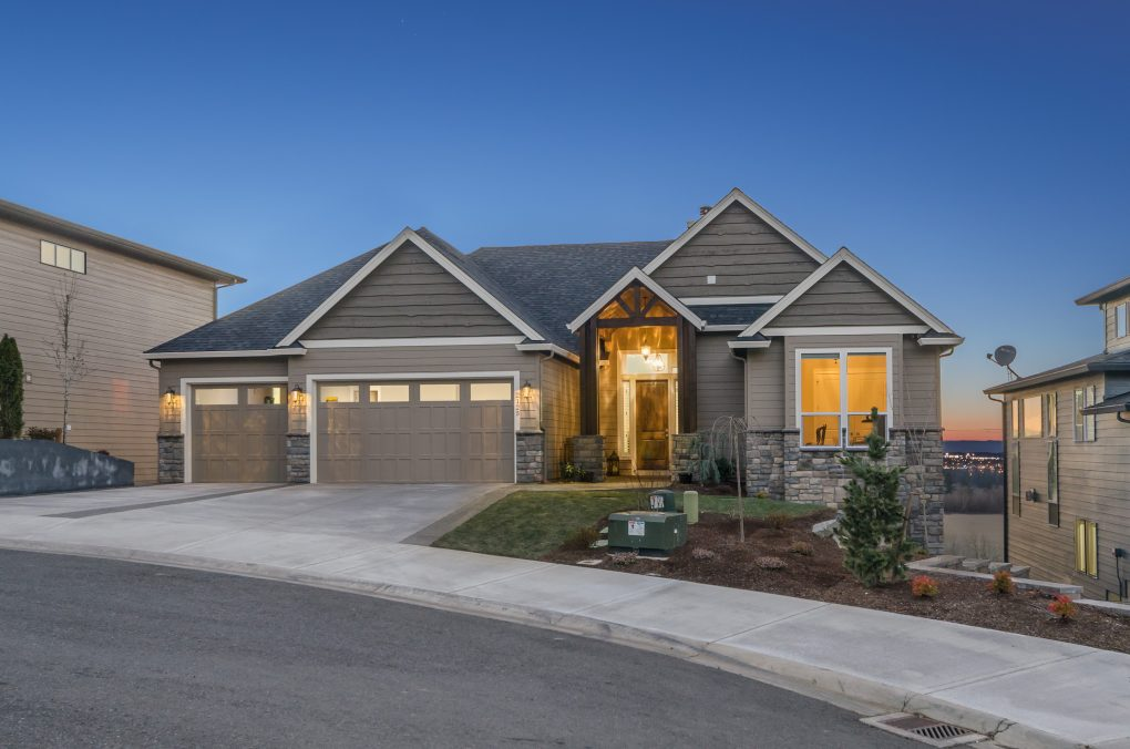 Daily dream home camas washington luxury for Washington state approved house plans