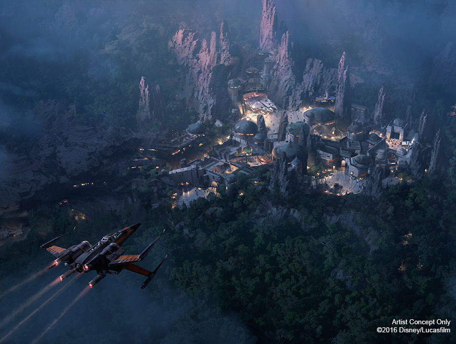 Avatar and Star Wars Lands Coming Soon To Disney Parks