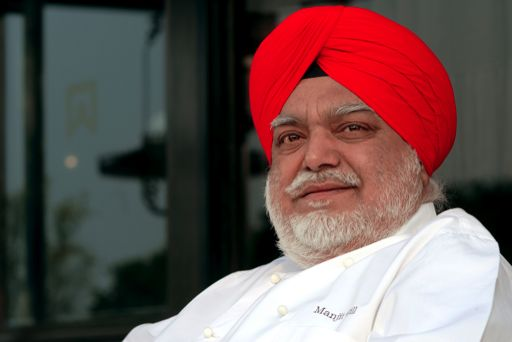 Master Chef Manjit Gill of ITC Hotels