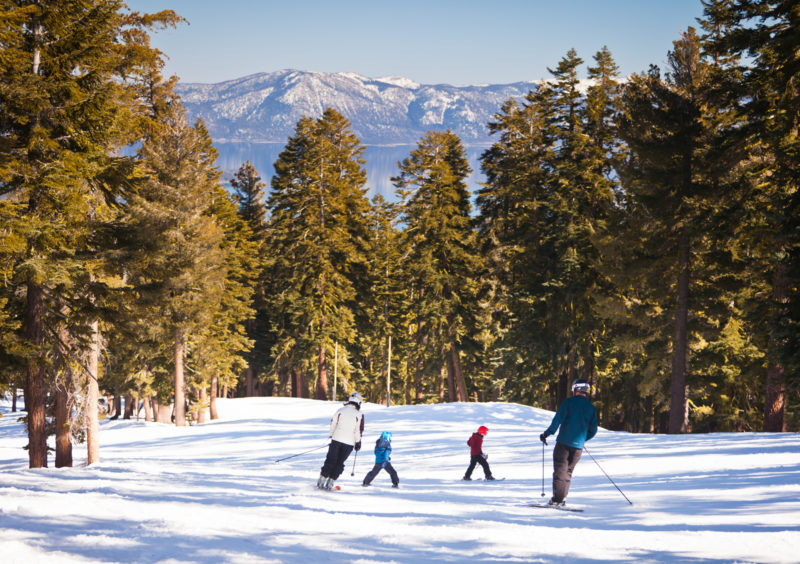 "Want S?More"" Ski Now, Sun Soon at Ritz Carlton Lake Tahoe"