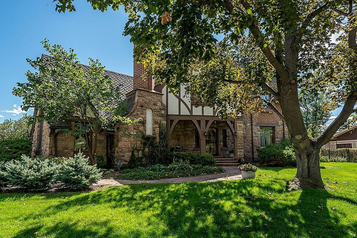 Daily Dream Home: Historic Denver Tudor
