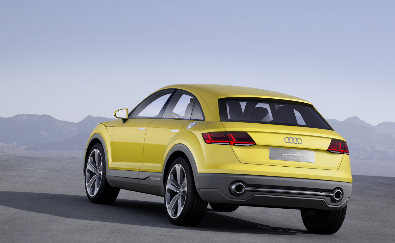 Audi To Debut Two New SUVs