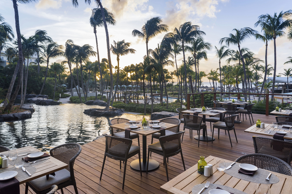 Where food and travel meet in spectacular fashion good l for Zuma miami terrace