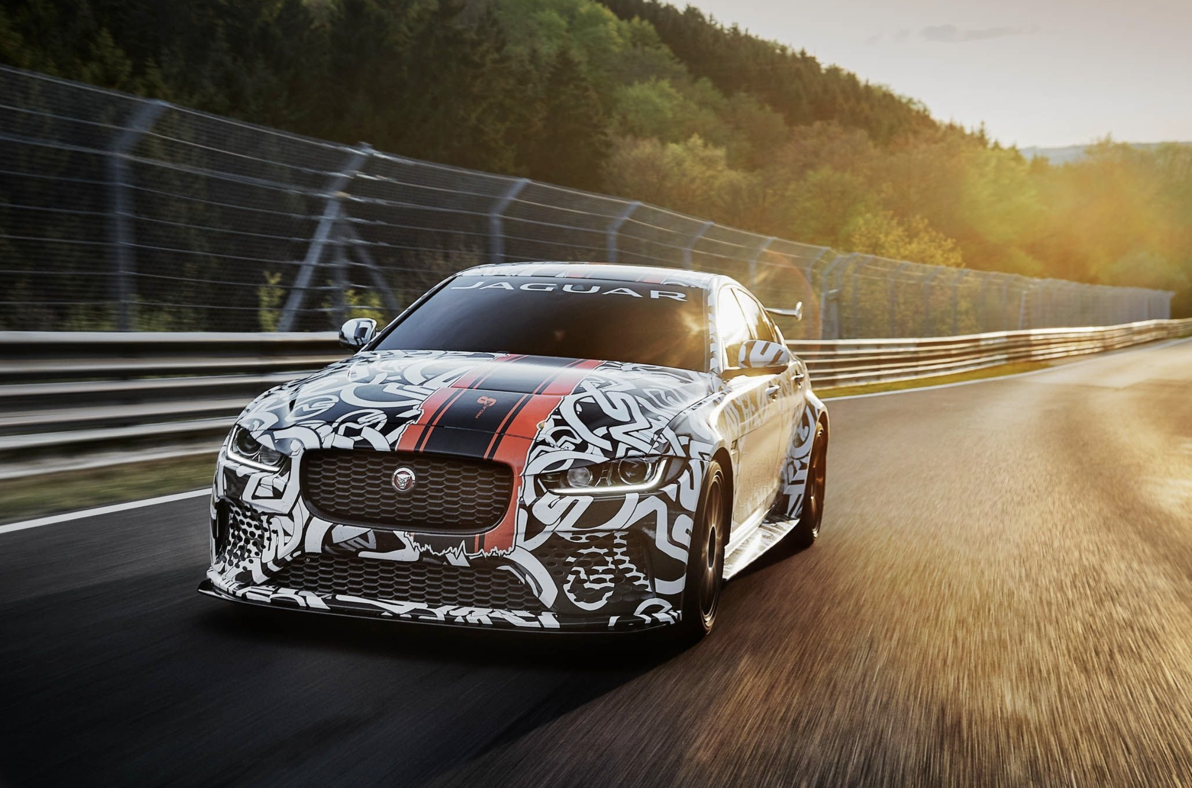 Jaguar XE SV Project 8: The Most Extreme Jaguar Ever