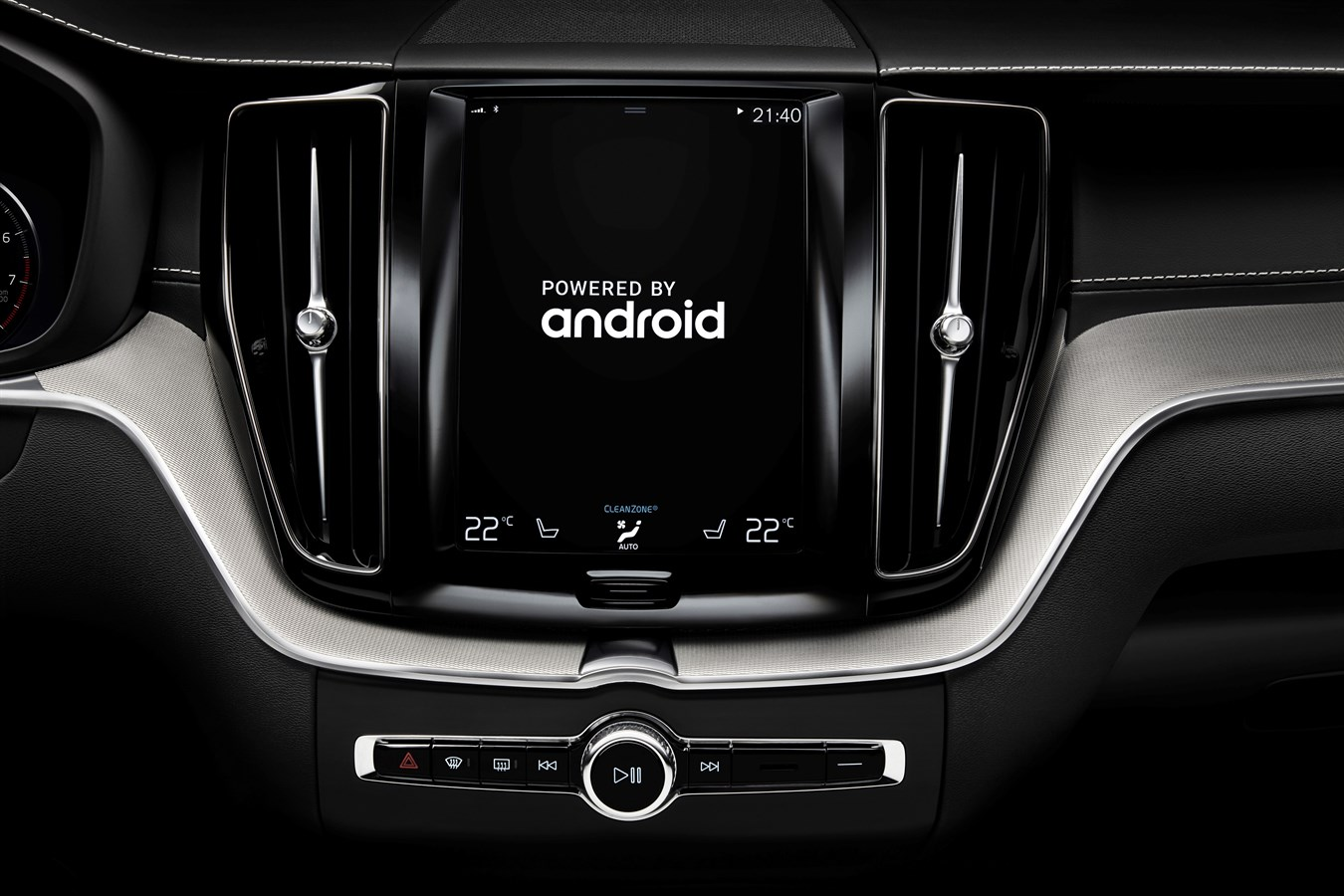 Volvo bets on Android software